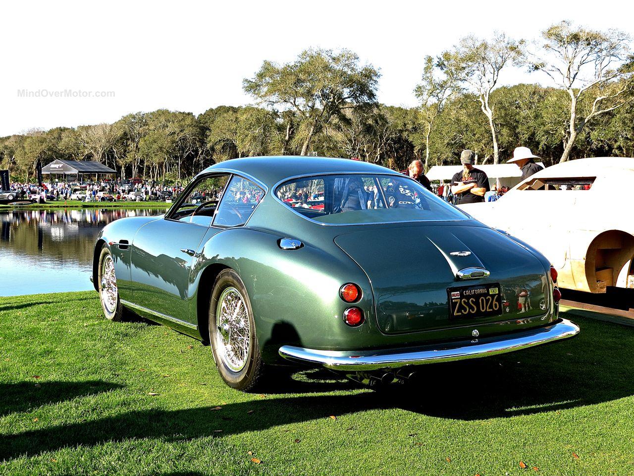 Aston Martin DB4 GT Zagato Amelia Island 6