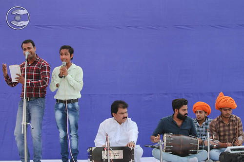 Devotional song by Bhupinder and Saathi from Rewari