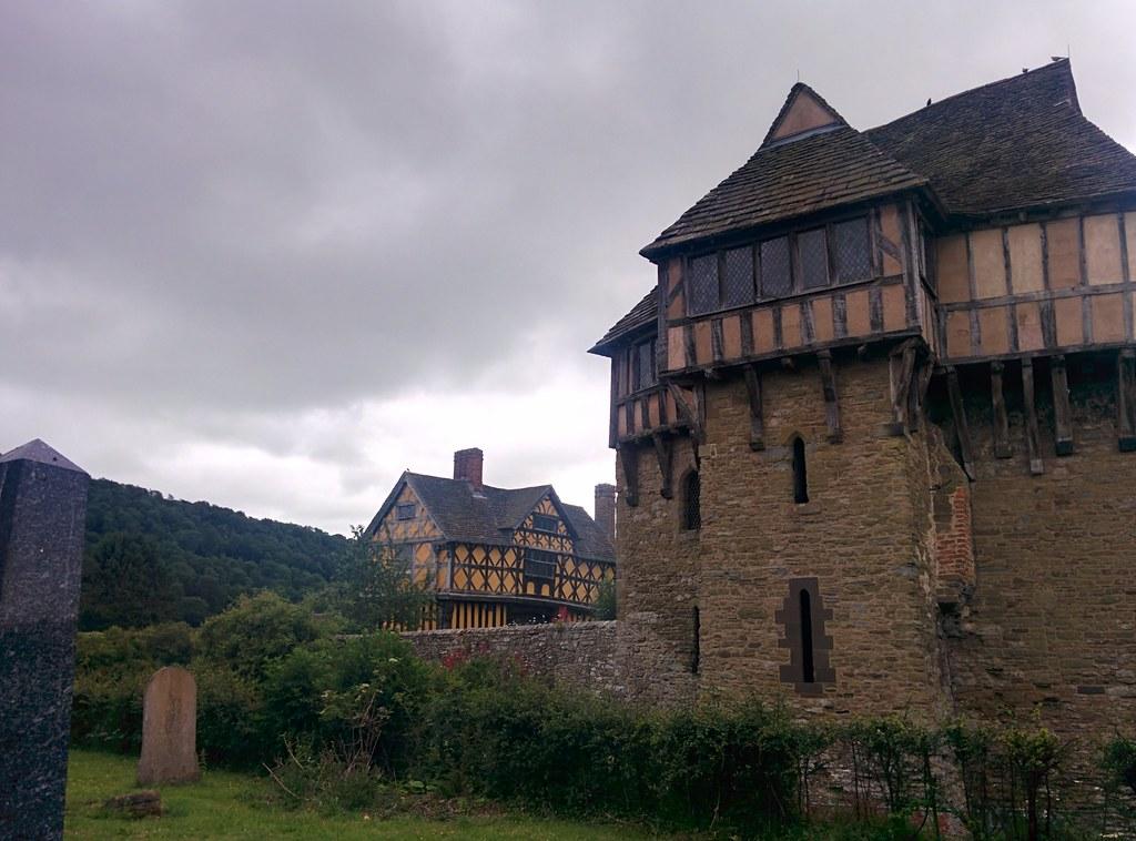 Cheney Longville Castle England Tripcarta