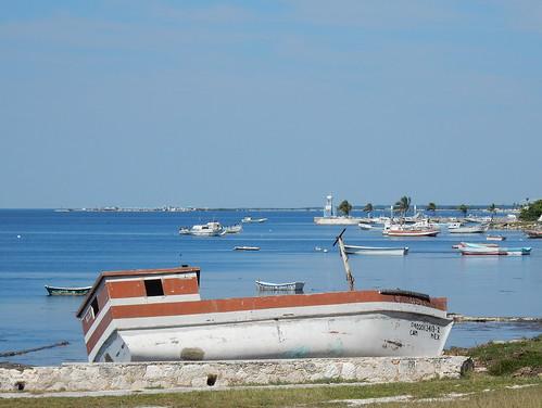 Campeche - aan zee