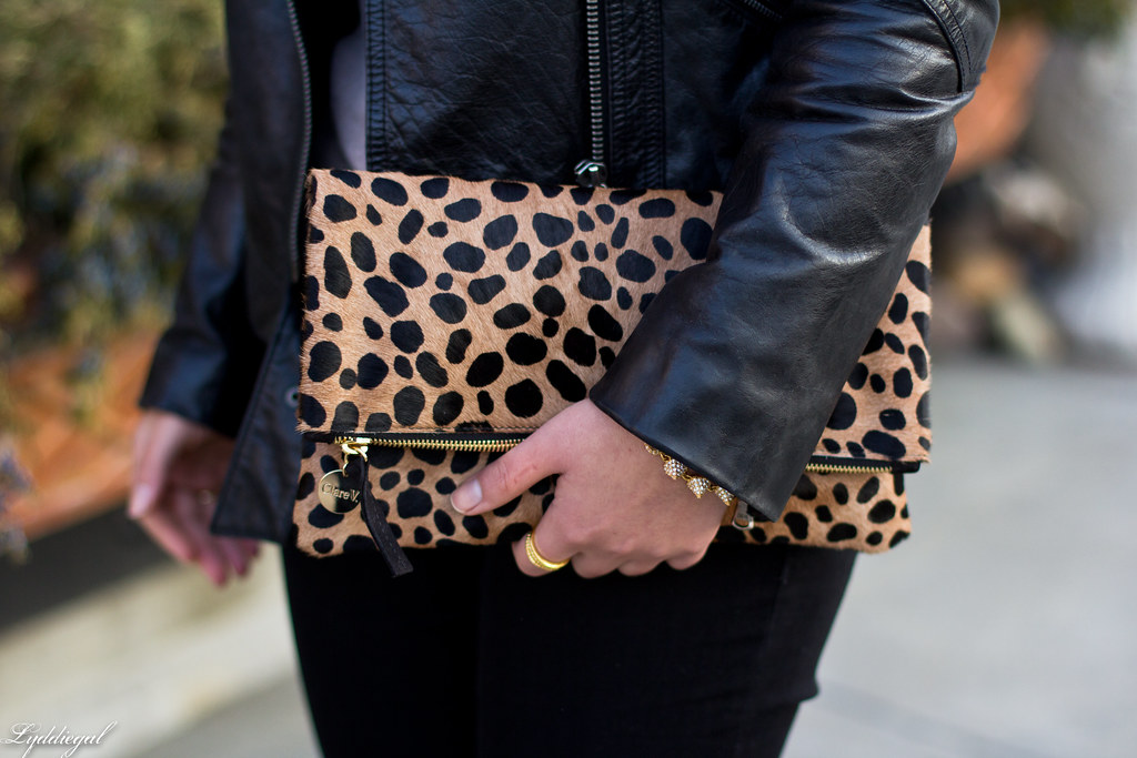 leather jacket, cowl neck sweater, leopard clutch-6.jpg