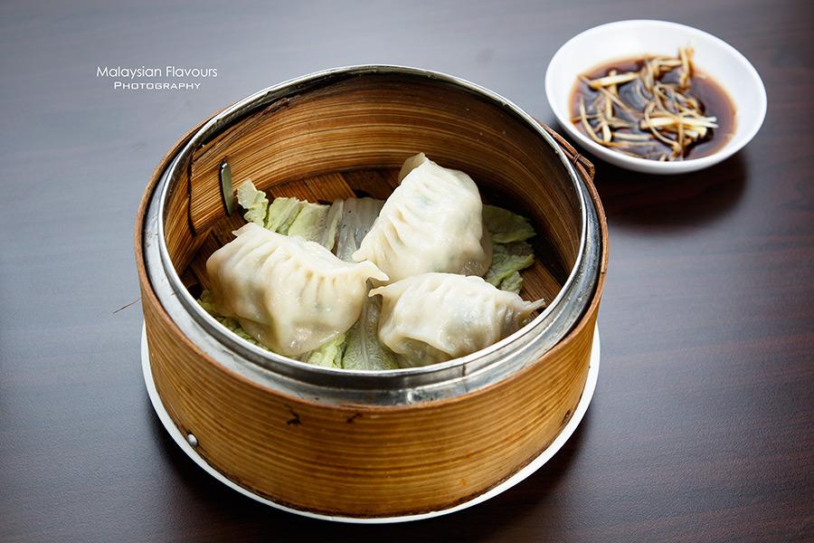 The Prince Restaurant 1Mont Kiara KL steamed dumpling