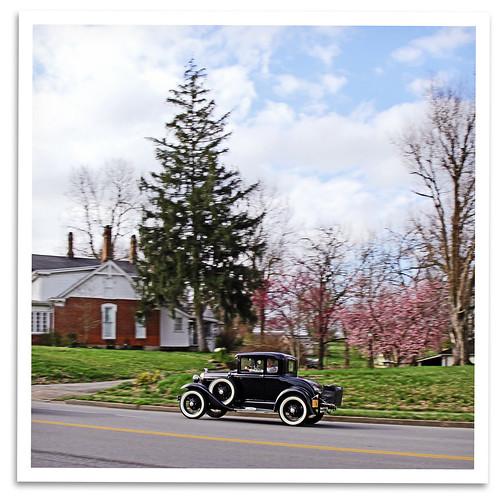 classic ford car modela vintage ky historic lancaster restored preserved ckmarc centralkymodelarestorersclub