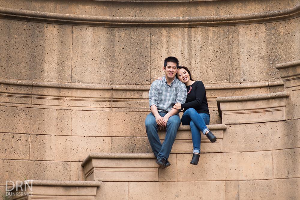 Kristina + Gerry - Engagement