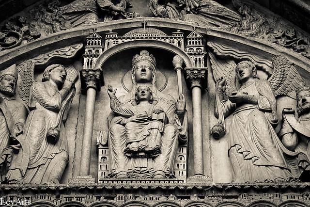 Notre Dame ext