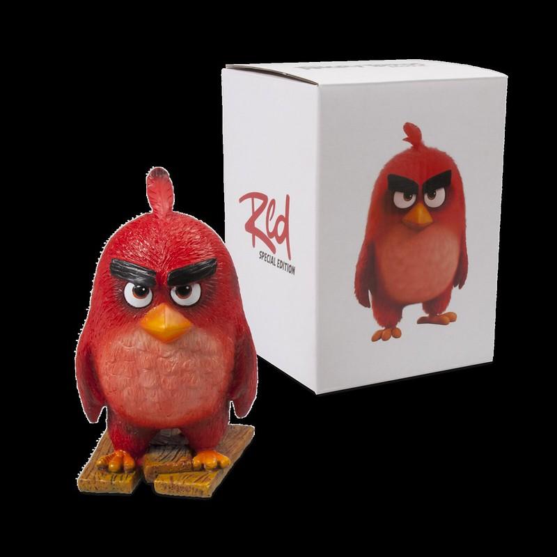 Ab_Movie_Red_ Polyresin Figurine