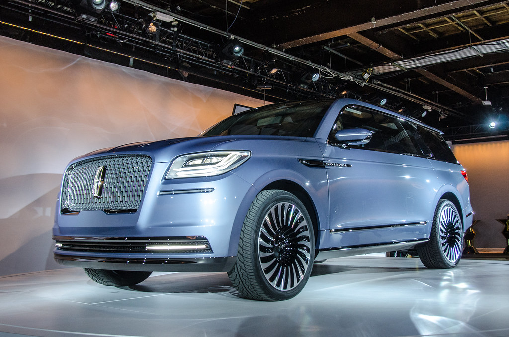 Lincoln Navigator Concept Reveal