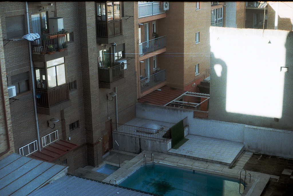 Vista desde mi ventana II