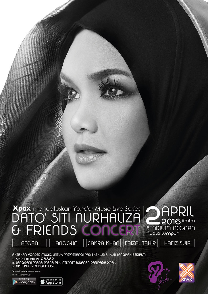 055-YON-Siti and Friends-Poster