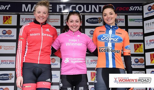 British Cycling Women's Road Series, Tour of the Reservoir stage one, Apr 16 2016