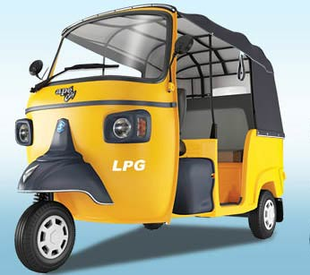 Ape Auto - Piaggio New Ape City