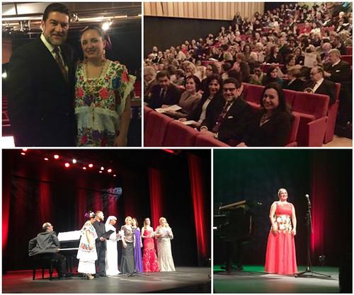 Participación de México en la 2ª Gala Internacional de Ópera