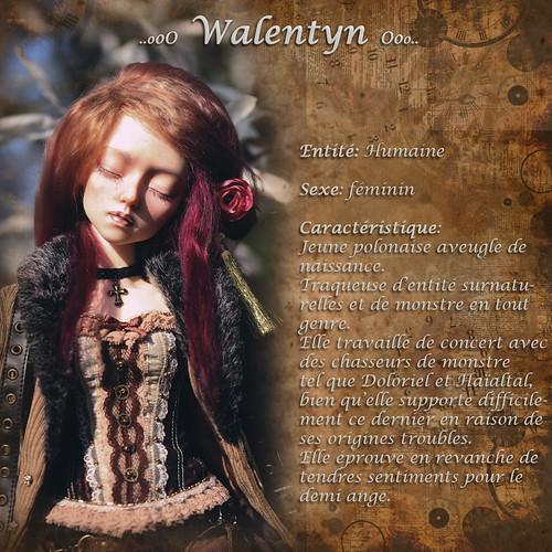 Steampunk ID Walentyn