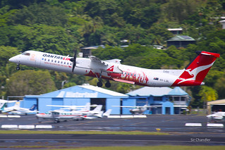 Spotting en Cairns