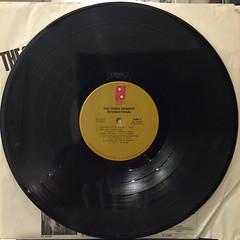 THE THREE DEGREES:INTERNATIONAL(RECORD SIDE-B)