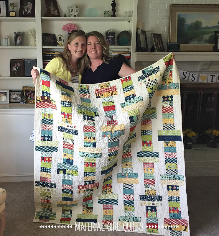 Quilt Delivery Day