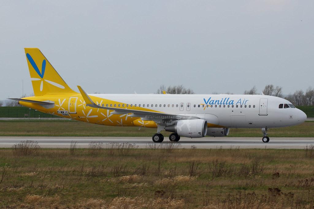 JA09VA - A320 - Vanilla Air