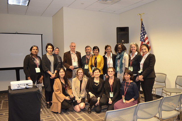 SAH-Getty International Program Participants