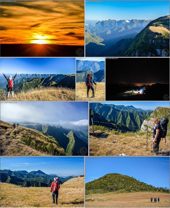 Travessia Serra do Rio do Rastro RS x Serra da Rocinha SC é com o Clube Trekking Santa Maria RS 02