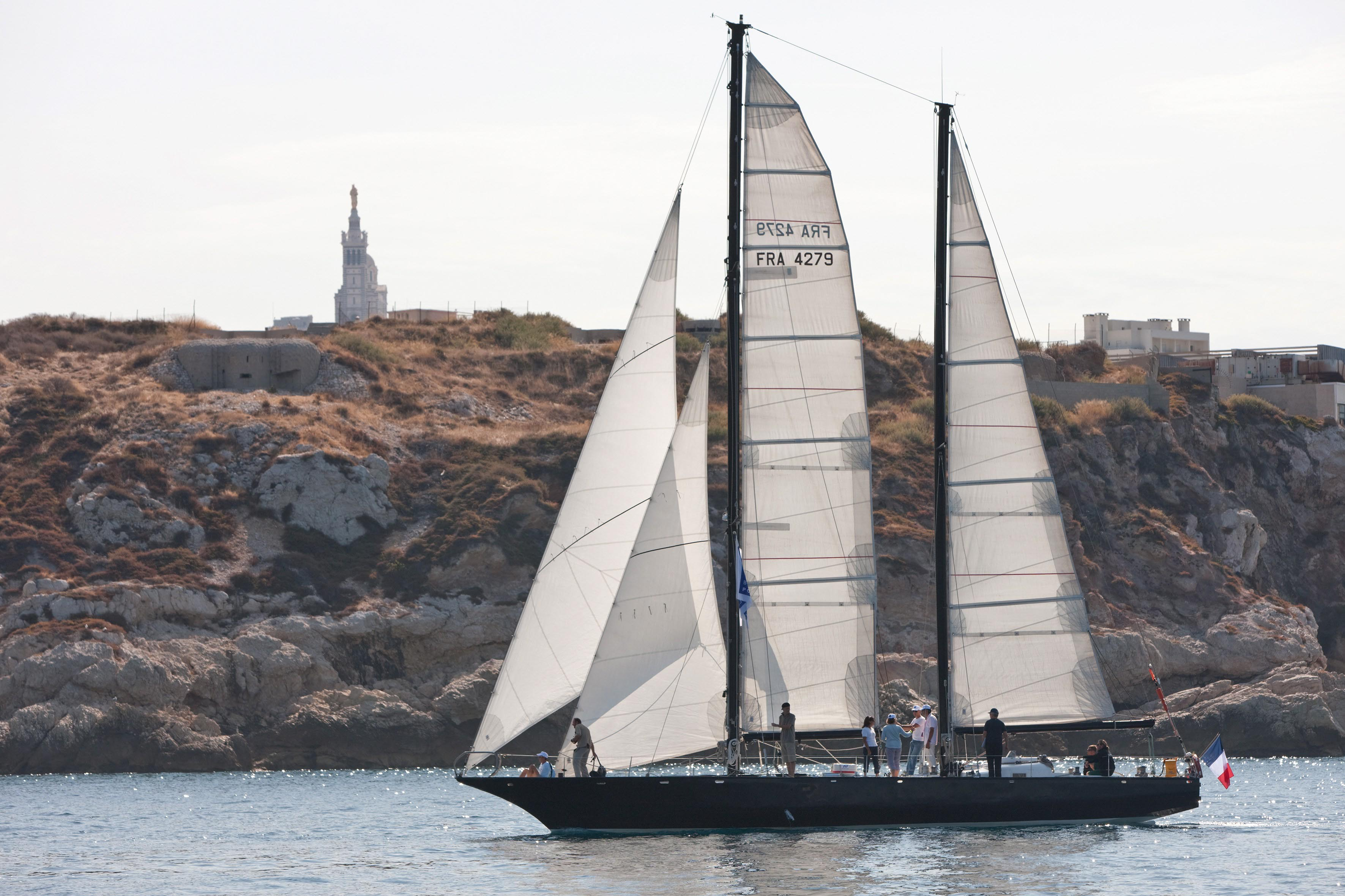 Pen Duick III - Marseille - G.MARTIN RAGET-BPCE