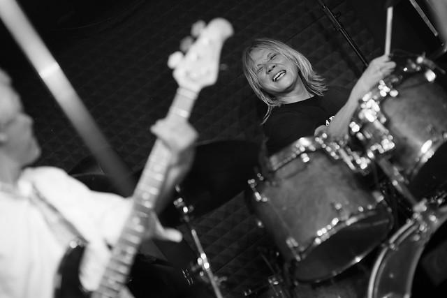 Duesenberg live at Crawdaddy Club, Tokyo, 16 Apr 2016 -00095