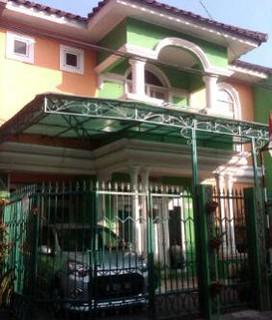 Di Jual Cepat Rumah Mewah 2 Lantai Lokasi Strategis Cengkareng Jakarta Barat Rp 1.6 M