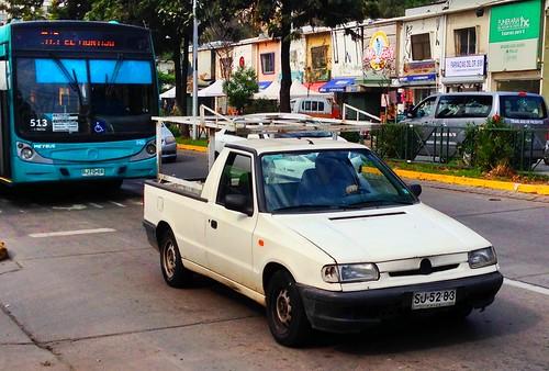 Skoda Felicia Pickup - Santiago, Chile