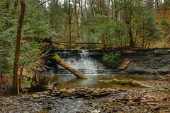 Hell Hollow, Lake Metroparks in Ohio.