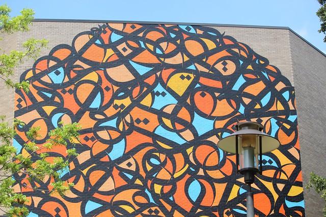2016 eL Seed Mural