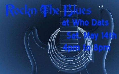 Rockn The Blues 5-14-16