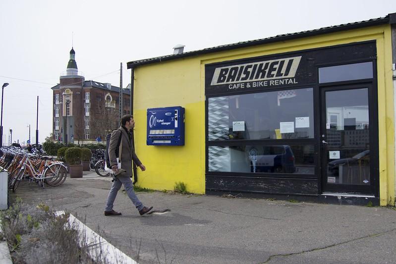 Kopenhag'da nereden bisiklet kiralanir