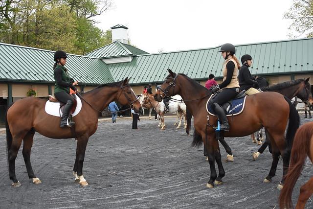 Alumnae Ride 4/29/2016