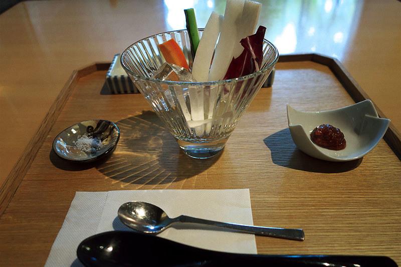 日本料理テッセンのカレーの写真