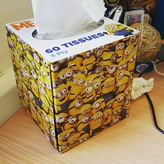 minion tissues