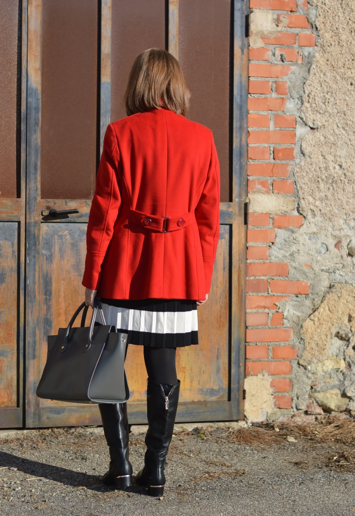 righe, cappotto rosso, wildflower girl (4)
