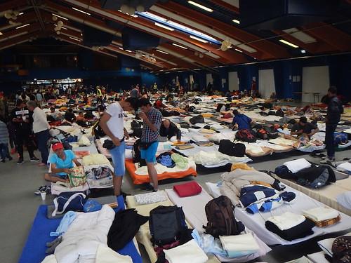 I campi temporanei Anpas diventano un modello Europeo: il progetto Samets