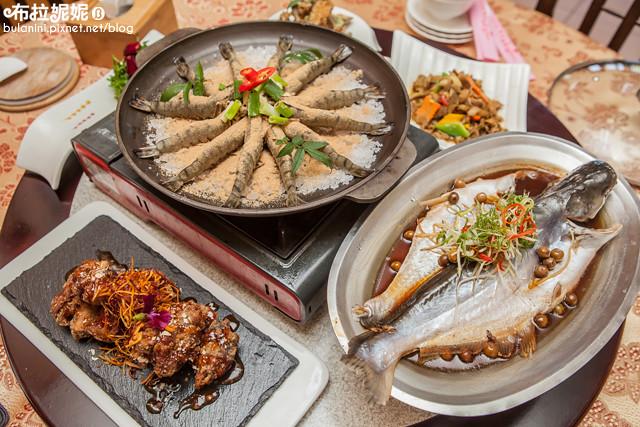 【日月潭美食推薦】名廚上菜!日月潭高評價美食餐廳@阿豐師餐廳