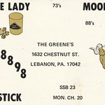 Yahtzee Lady, Moon Child, Super Stick & Ram - Lebanon, Pennsylvania