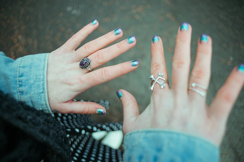 Nails and Rings