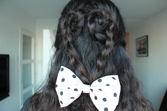 TUTO : 2 coiffures romantiques pour la Saint-Valentin ♥