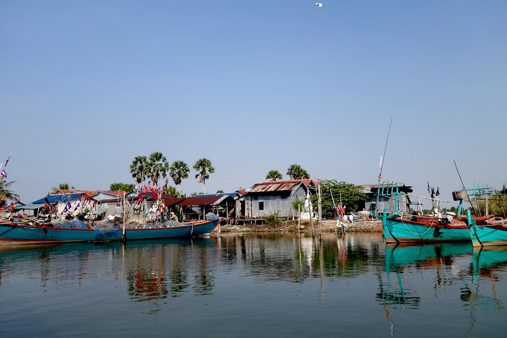 Kep Boat Tour, Cambodia