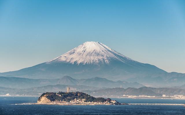 Fujisan & Enoshima
