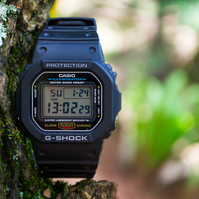 Casio G-Shock DW-5600E