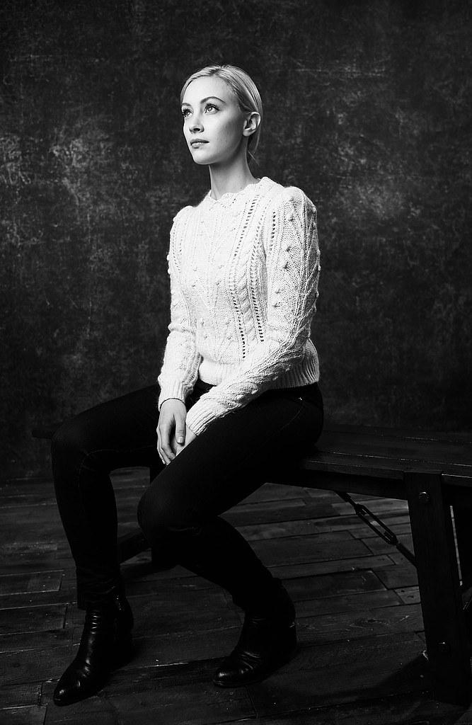 Сара Гадон — Фотосессия для «Возмущение» на «Sundance» 2016 – 11