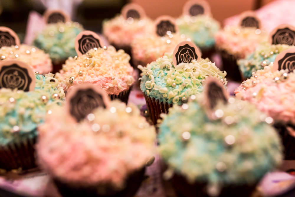 Glossybox Cupcakes