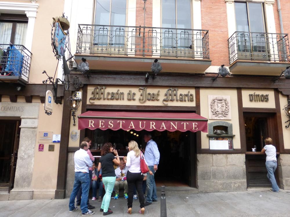 Mason Tavern Segovia