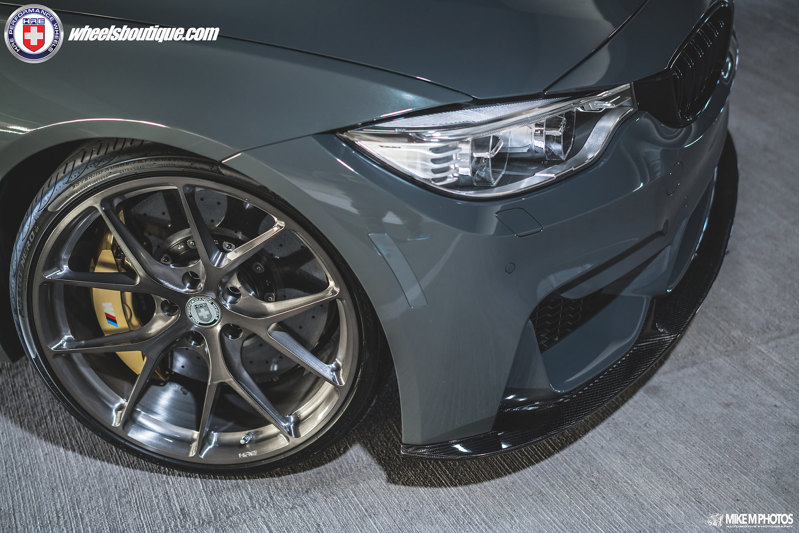 Add Another M3 To Our Long List F80 On Hre P101 S By