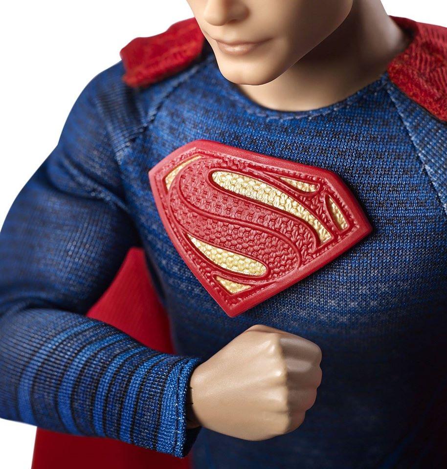 Mattel 芭比娃娃系列【蝙蝠俠對超人:正義曙光】Barbie Doll