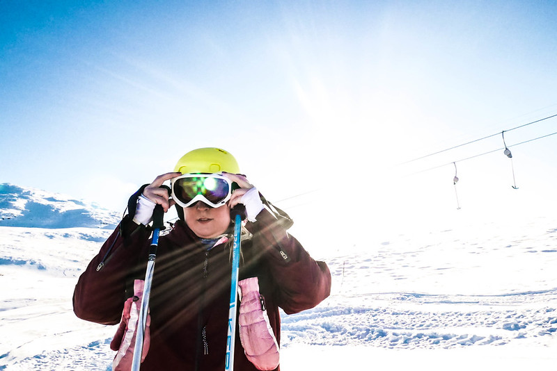 Åre - Slalom i Ullådalen