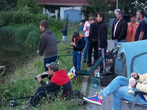 2012 - Noční rybářské závody